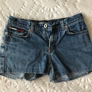 Vintage Tommy Hilfiger Girls Jean Shorts
